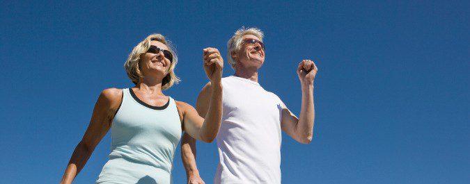 Caminar o correr es muy beneficioso y además podemos hacerlo en compañía