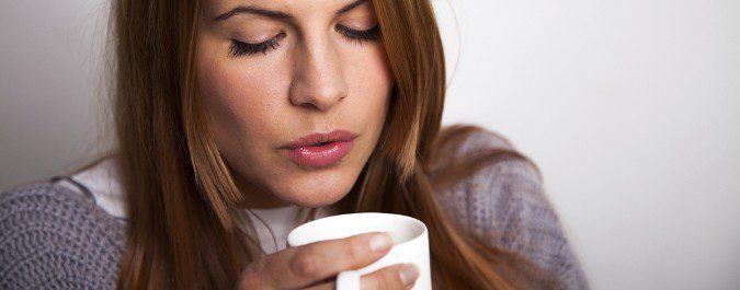 Los productos calientes son necesarios ante un resfriado