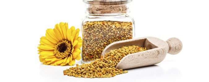 Las personas alérgicas al polen son muy propensas a las reacciones alérgicas cruzadas