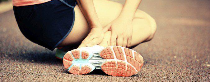 Forzar mucho una zona del cuerpo la debilita y son más frecuentes las lesiones