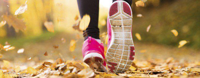Es importante calzar zapatillas adecuadas para running
