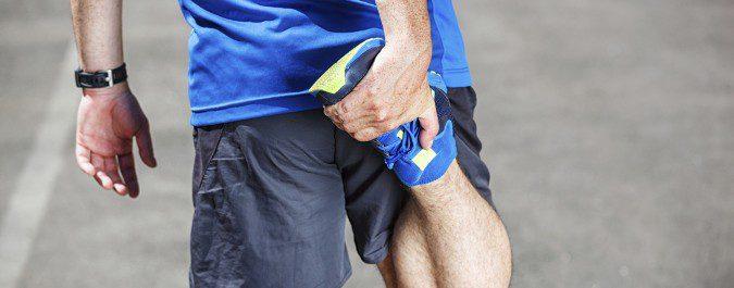 Debemos estirar después de correr, y no antes, para reducir la tensión y evitar lesiones