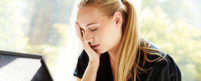 El estrés y la ansiedad puede provocar la aparición de pesadillas nocturnas
