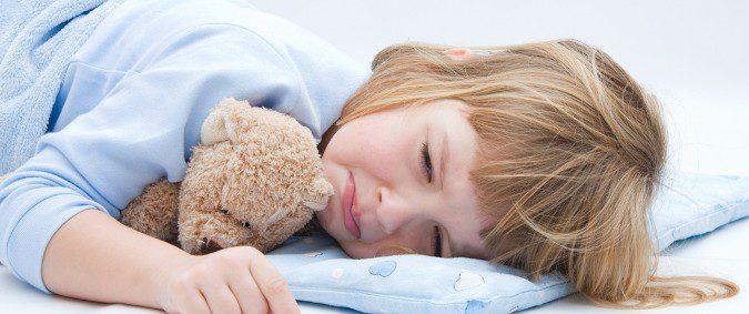 Las pesadillas aparecen por primera vez entre los 3 y 6 años de edad