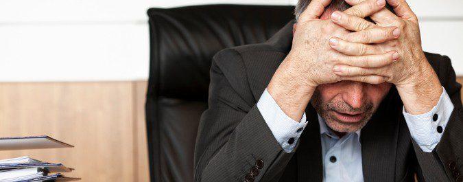 El estrés es la primera causa de absentismo laboral