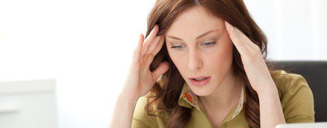 El estrés es uno de los mayores causantes de la pérdida de sueño