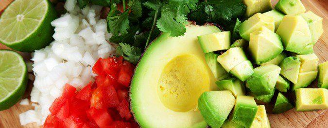 El aguacate en nuestras comidas o almuerzos saciará gran parte de nuestro hombre