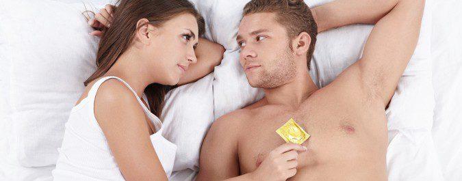 Los preservativos nos ayudarán a no contraer enfermedades de transmisión sexual