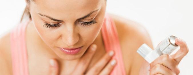 Una reacción alérgica a la aspirina puede causar síntomas como sensación de ahogo