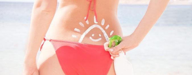 Si no protegemos la piel expuesta al sol, aumentamos el riesgo de padecer cáncer de piel