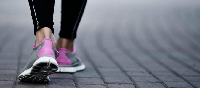 Caminar 40 minutos al día es una de las formas más sencillas de prevenir una mala circulación.