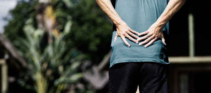 Los problemas de espalda son una de las principales consecuencias de un colchón inadecuado