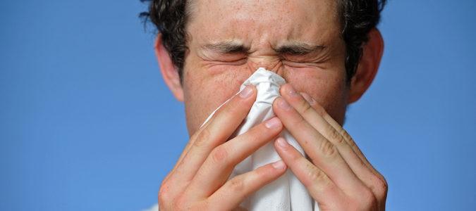 Alergia ala humedad cambios de temperatura y frio humedo