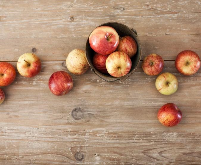 La quercetina que contiene la manzana refuerza el sistema inmunológico