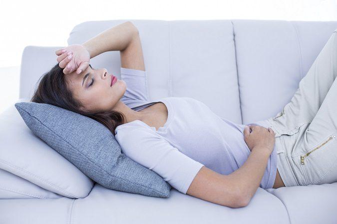 Busca soluciones para que no te duela el estómago después de comer