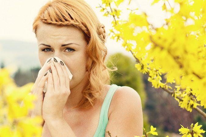 Hay formas de poder tratar las alergias primaverales para que no sean tan molestas