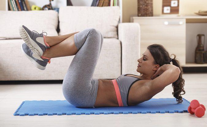 Si realmente quieres hacer deporte puedes hacer tu gimnasio en casa