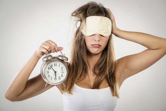 No dormir suficiente tiene serias consecuencias para tu salud