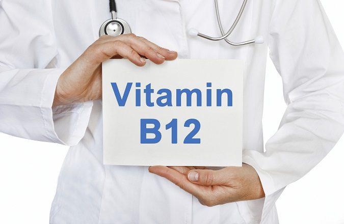 No se puede tener carencia de la vitamina B12