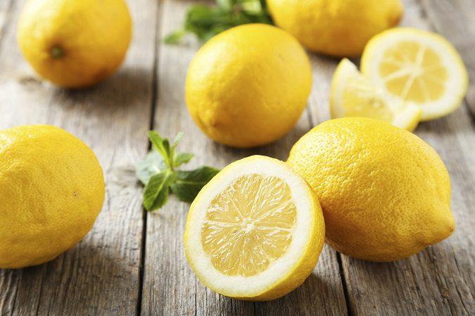 El limón es muy bueno para tu salud