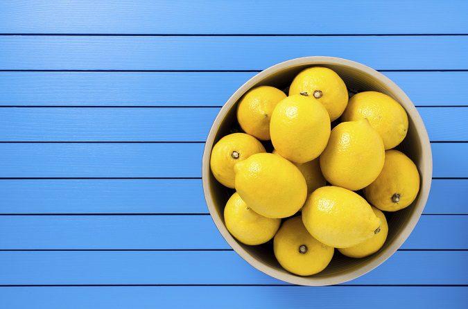 No dudes en incorporar limones en tu día a día