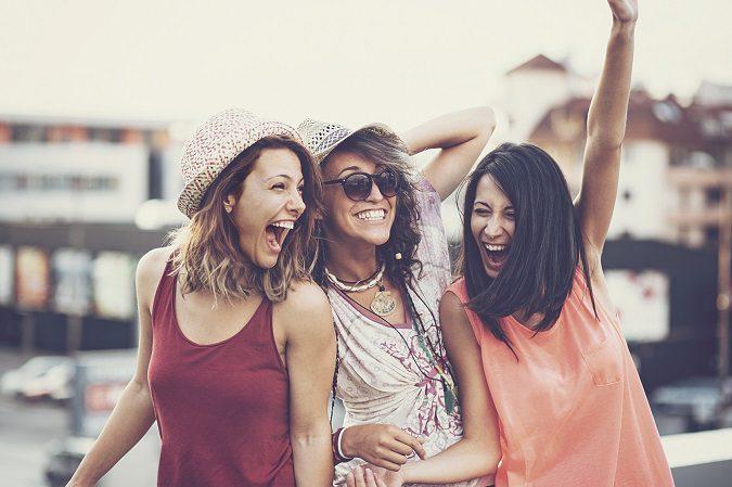 La risa es la mejor medicina para cualquier pesona