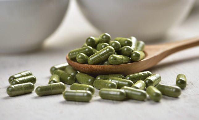 Las hojas de moringa son ricas en antioxidantes