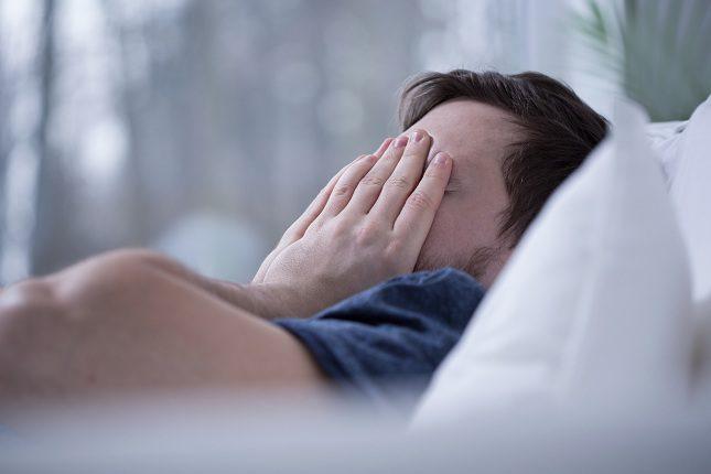 Una de las causas de las sacudidas hípnicas se debe al estrés