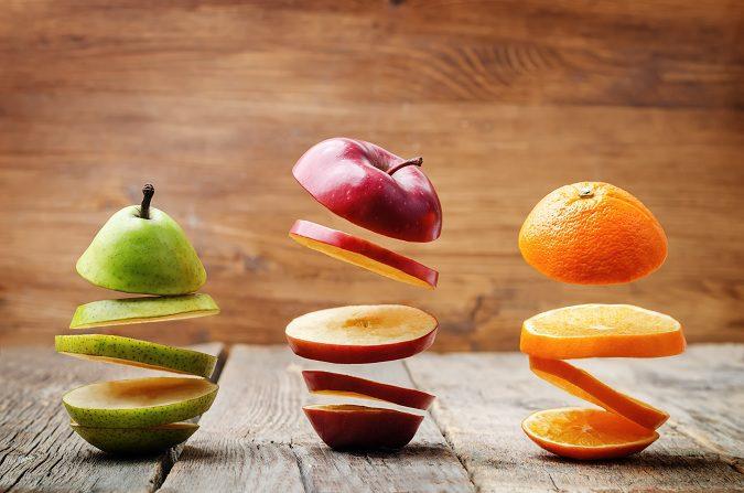 Hay frutas que tienen más azúcar que otras
