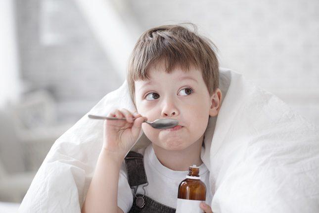 El uso abusivo de analgésicos en el cuerpo del pequeño puede tener unos efectos contrarios a los deseados