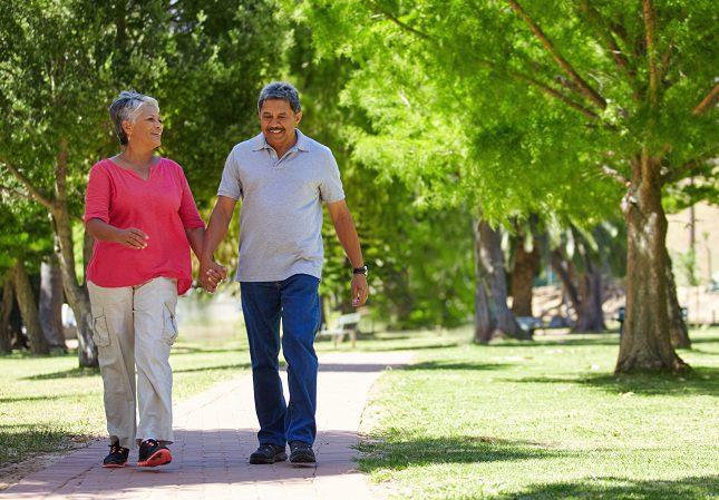 Cuando se trata de perder peso y adelgazar, caminar<b> puede convertirse en tu actividad favorita