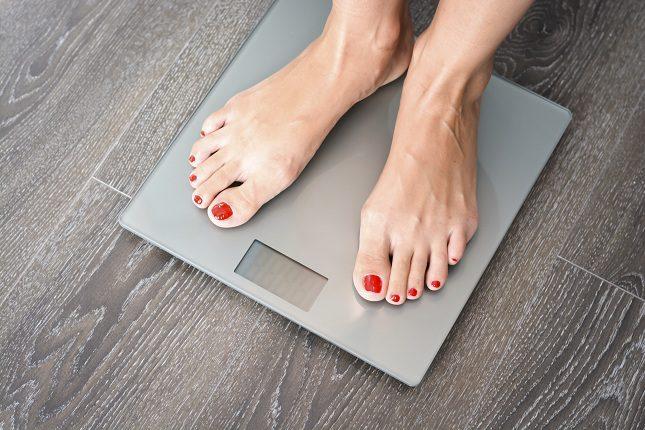 Cuando llegamos a una edad, bajar de peso se convierte en algo complicado