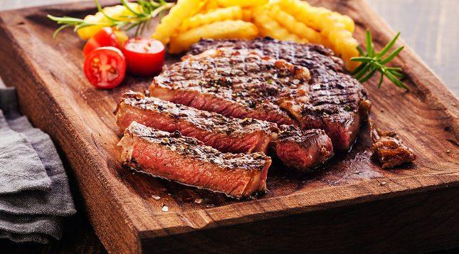 Se cree que una dieta sin carne disminuye los niveles de testosterona