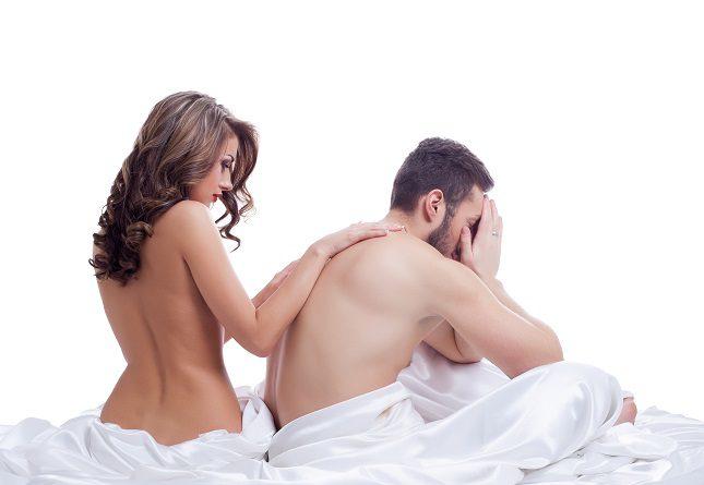 Son varios los factores que pueden hacer que un hombre tenga impotencia sexual