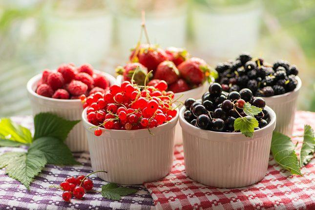 Los frutos rojos se componen, por lo tanto, de unas propiedades que mejoran nuestra salud si los tomamos de manera diaria y variada