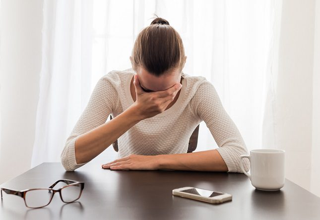 Cualquier tipo de trastornos que englobe la ansiedad comienza en nuestro propio pensamiento