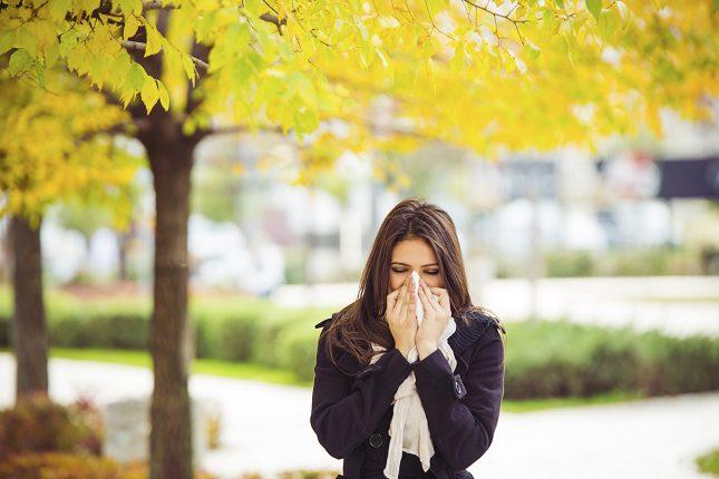 La congestión nasal puede fastidiarte en cualquier momento
