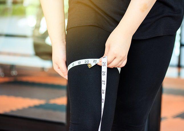 Los músculos se debilitan más rápidamente si no se ejercitan
