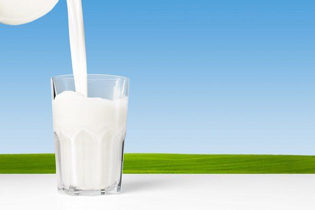 La leche suele ser uno de los alimentos que puede causar intolerancias