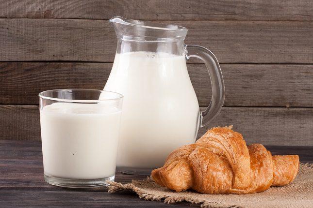 La lactosa es un azúcar que constituye el principal carbohidrato que contiene la leche