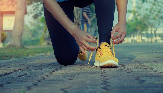 No tengas prisa en escoger un buen calzado