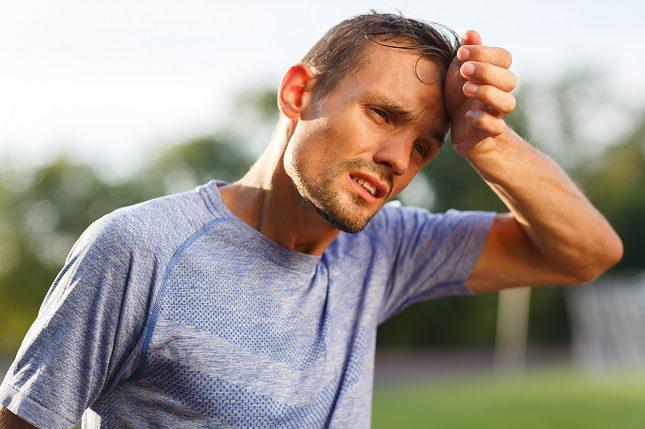 Los ambientes calurosos aumentan la fatiga y reducen el estado de ánimo positivo