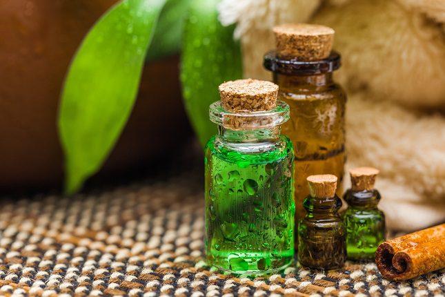 El árbol de té también se utiliza para tratar junto con la medicación que el médico te diga
