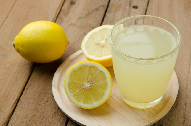 El limón es también un alimento clave para una dieta sana