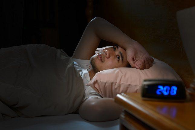 Si hay algo en tu mente que te mantiene despierto por la noche serán tus propios pensamientos