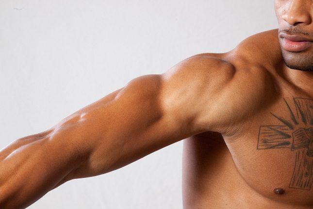 Los músculos ni aparecen ni crecen de un día para otro
