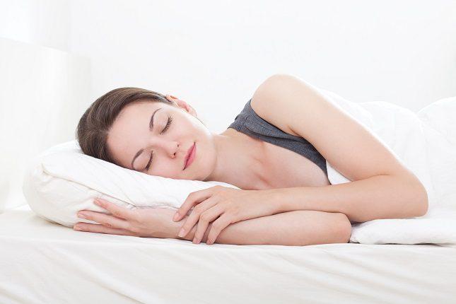 Meterse en la cama sin sueño es bastante frustrante