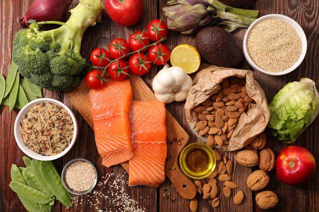 Una alimentación equilibrada es fundamental para una vida sana