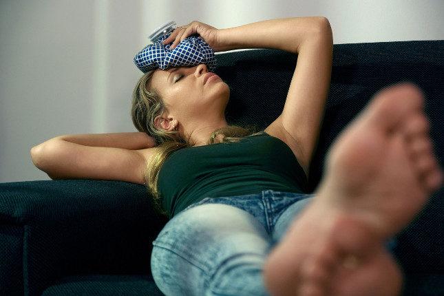 La exposición a ácido bórico puede provocar fiebre y dermatitis
