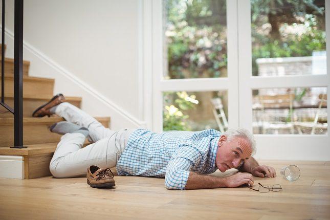 La terapia física es una buena opción para asegurar la recuperación de la persona anciana tras el golpe